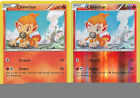 Chimchar Common Pokemon Card XY11 Steam Siege 18/114