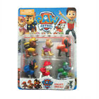 Paw Patrol Action Figures Dog Backpack Racer Soft Plush Doll Kids Toy Xmas Gift
