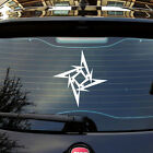 Metallica Ninja Star Car sticker Decals Pick Your Size