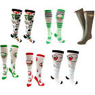 Nintendo: Women's Super Mario Knee High Socks - New + Official - Ages 14 Plus