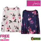 Joules Womens Harbour Print Top (V) **FREE UK Shipping**