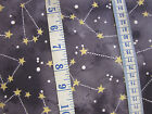 Moon and Stars and Constellations fabric from Michael Miller per fat quarter