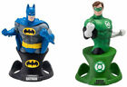 Pose Bust Resin Paperweight - Green Lantern / Batman - New + Official DC Comics