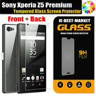 IEM Front + Back Tempered Glass Film Screen Protector For Sony Xperia Z5 Premium