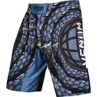 Venum Fight Shorts RTW MMA Muay Thai Training Fitness schwarz black