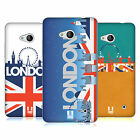 HEAD CASE DESIGNS LONDON CITYSCAPE SOFT GEL CASE FOR NOKIA PHONES 1