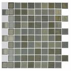 Mosaic Tile Stickers Self Adhesive 10x10in Bathroom Kitchen Transfers Transform