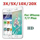20/10/5/3pcs HD Clear Screen Protector Guard Film for iphone 6s/6 Plus/7/7 Plus