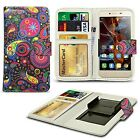 For Apple iPhone 3GS - Printed Design PU Leather Wallet Case Cover