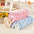 Puppy Dog Cat Rest Blanket Pet Cushion Bed Soft Warm Sleep Mat Comfortable