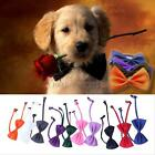 Multicolor 10PCS Tiny Useful Bow Tie For Dog Puppy Cat Pet Necktie Neck Collar