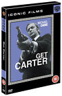 GET CARTER (UK) NEW DVD