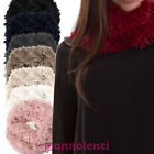 Women's scarf neck warmer band neck scarf accessories winter sexy new 6-14