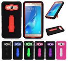 FULL IMPACT RUBBER SKIN + HARD COVER CASE for Samsung Galaxy On5 G550 cell phone