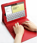 New Stand PU Leather Case Cover Bluetooth Keyboard For ipad air/air2 ipad 2/3/4