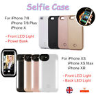 Led Light Up Latest Selfie Phone Case Cover For Iphone X 8 7 6 Plus With Cable