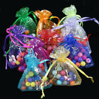 Candy Pouch Bags Package Butterfly Organza Gift Bags For Wedding Favor Mesh Gift