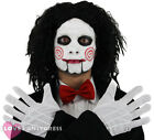 BILLY PUPPET FANCY DRESS TRI COLOUR FACE PAINT PLUS WIG BOW TIE GLOVES HALLOWEEN