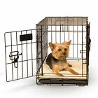 Self-Warming Reflective Heat Pet Crate Pad & Dog Bed