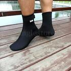 Watersports Swimming Scuba Diving Surfing Neoprene 3mm Snorkeling Boots Socks