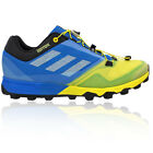 Adidas Terrex Trailmaker Mens Yellow Blue Trail Running Shoes Trainers
