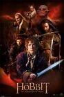 The Hobbit Poster Montage The Desolation of Smaug - mit Gratisposter!