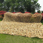 Hunting Shooting Camping Woodlands Blinds Army Camouflage Camo Net Netting Cover