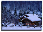Canvas Print Wall Art Winter Landscapes Series - 48