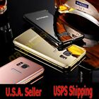 Luxury Ultra-Thin Curved Plated Metal Cover Case For Samsung Galaxy S7/ S7 Edge
