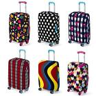 """20""""- 28"""" Elastic Luggage Protector Suitcase Cover Durable Dust-proof Travel Bags"""