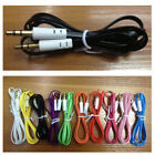Внешний вид - Lot Useful 3.5mm 1m Stereo Audio Jack AUX Auxiliary Cable Cord for iPod MP3 MP4