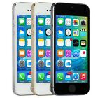 Apple iPhone 5s 64GB Smartphone - Gray Silver Gold - GSM Factory Unlocked LTE B
