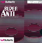 Table Tennis Rubber: Butterfly Super Anti