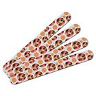 Double-Sided Nail File Emery Board Set 4 Pack Sailing Boating