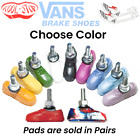 Kool Stop Vans Shoe Brake Pads BMX Bike Brakes New Threaded Post Made in U.S.A.