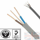 Twin and Earth | 3 Core and Earth | Quality Electrical Cable Wire 6243 6242Y UK