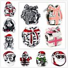 925 Silver Charms Christmas Gift Beads For European Sterling silver bracelets CA