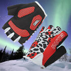 Nylon Weight Training Gloves Fitness Exercise Workout Body Building Gym Lifting