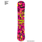 Skin Decal For Snowboard Deck Tuning Stickers Customize Graphicer Funny BOOM