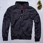Men's Luke 1977 Vaughn Jacket Casual Designer Fleece Lined Funnel Neck Jacket