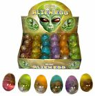 Mini Gooey Aliens Eggs & Baby Party Loot Bag Xmas Stocking Filler Toys N18 018