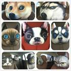 30cmx22cm 3D Lovely Animal Car Nordic Chair Headrest Pillow Cat Nap Occipital