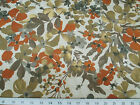 Discount Fabric Robert Allen Baja Sonata Greystone Floral Indoor Outdoor 06RA