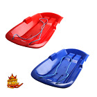 SPECIAL OFFER Bobkat Snow Sledge Sleigh Sports SKI Toboggan and Rope