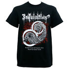 Authentic INQUISITION Zenith Black Metal T-Shirt S M L XL 2XL NEW