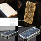 Bling Diamond Glitter Protective PC Hard Back Case Cover For Samsung Galaxy S001