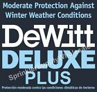 DeWitt Deluxe PLUS 6' W X Any Length 1oz Frost Freeze Cloth Germination Blanket