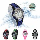 Hiwatch Waterproof Led Sports Watches For Girls Boys With Alarm Stopwatch