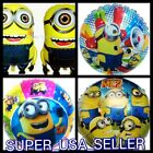 Minions Balloons Minion Foil Balloon S-d Baby Shower Birthday Party Supplies lot