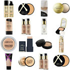 Max Factor Miracle Touch Face Foundation  Choose Any Type & Shade